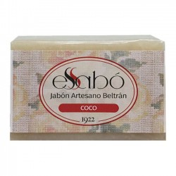 JABÓN ARTESANO DE COCO ESSABÓ 100 g