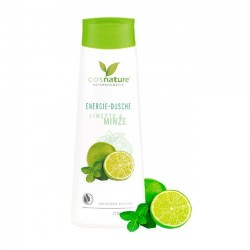 GEL DE DUCHA ENERGY MENTA Y LIMA COSNATURE 250 ml