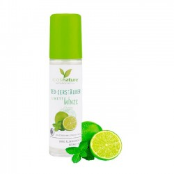 DESODORANTE EN SPRAY DE MENTA Y LIMA COSNATURE 250 ml