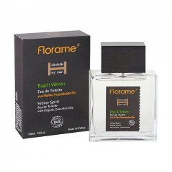 AGUA DE COLONIA VETIVER SPIRIT FLORAME 100 ml