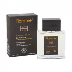 AGUA DE COLONIA FRESH WOODS FLORAME 100 ml