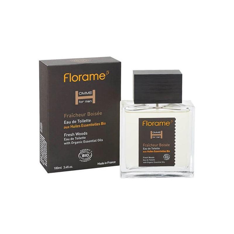 AGUA DE COLONIA FRESH WOODS FLORAME 100 ml