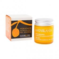 HIDRATANTE NUTRITIVA PIEL SENSIBLE BIO MATARRANIA. 30 ml