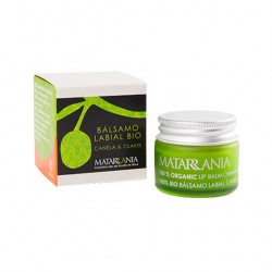 BALSAMO LABIAL CANELA Y CLAVO BIO MATARRANIA 15 ml