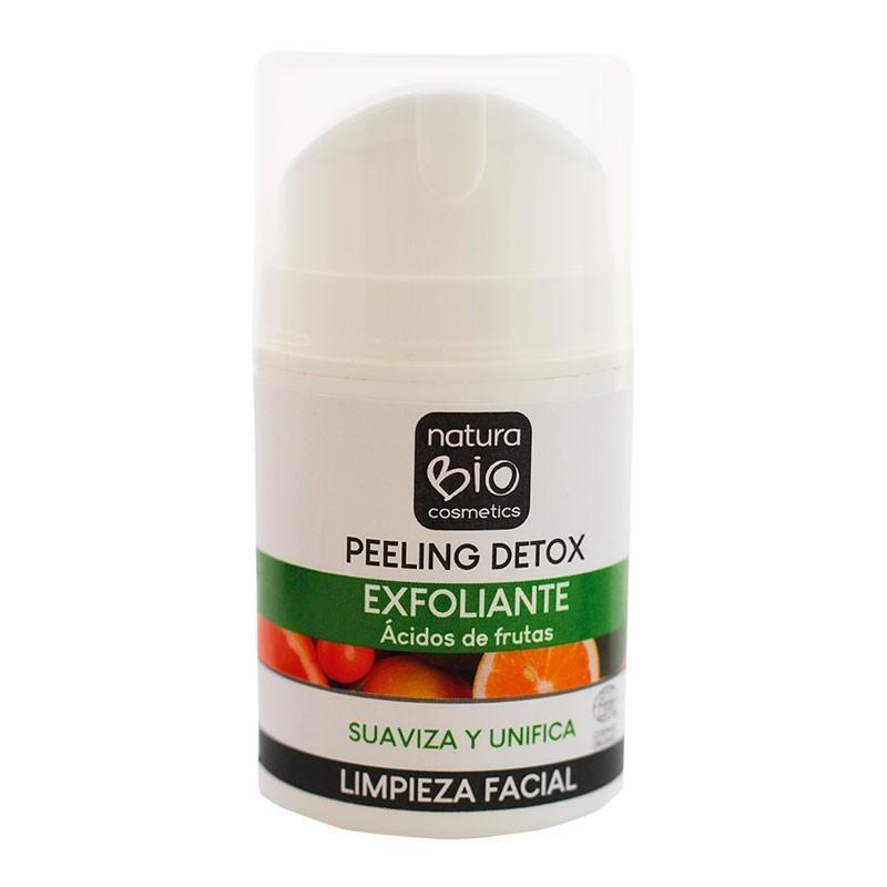 PEELING DETOX EXFOLIANTE NATURABIO 50 ml