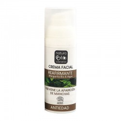 CREMA FACIAL REAFIRMANTE NATURABIO 50 ml