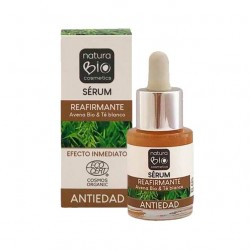 SERUM REAFIRMANTE NATURABIO 15 ml