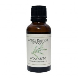 ACEITE ESENCIAL DE ÁRBOL DE TÉ (MELALEUCA ALTERNIFOLIA) LABIATAE 30 ml