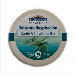 BÁLSAMO RESPIRACIÓN CON KARITÉ Y EUCALIPTO BIOFLORAL 35 ml