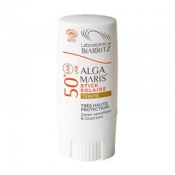 STICK PROTECTOR SOLAR CON COLOR SPF 50+ ALGA MARIS 9 g