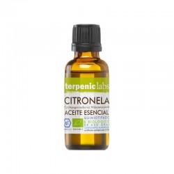 ACEITE ESENCIAL DE CITRONELA (CYMBOPOGON NARDUS) TERPENIC 30 ml