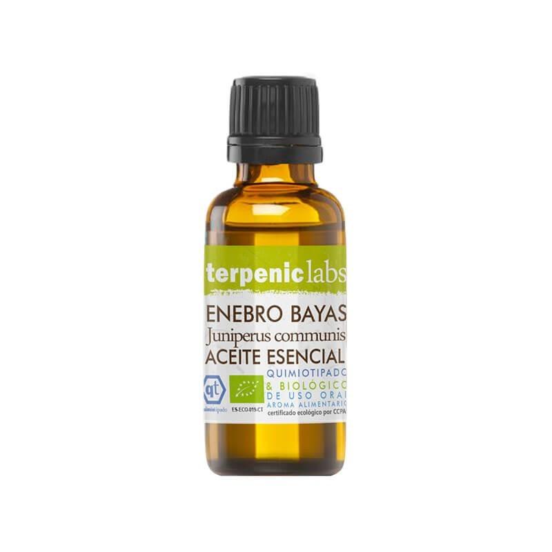 ACEITE ESENCIAL DE ENEBRO (JUNIPERUS COMMUNIS) TERPENIC 30 ml