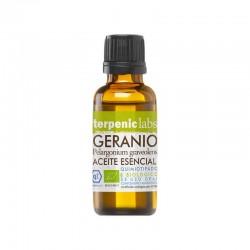 ACEITE ESENCIAL DE GERANIO (PELARGONIUM GRAVEOLENS) TERPENIC 30 ml
