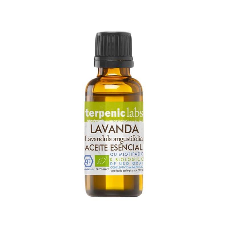 ACEITE ESENCIAL DE LAVANDA VERA (LAVANDULA ANGUSTIFOLIA) TERPENIC 30 ml