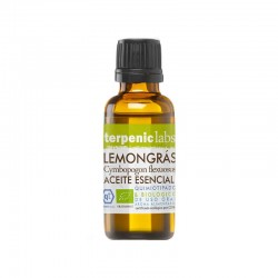 ACEITE ESENCIAL DE LEMONGRAS (CYMBOPOGON FLEXUOSUS) TERPENIC 30 ml