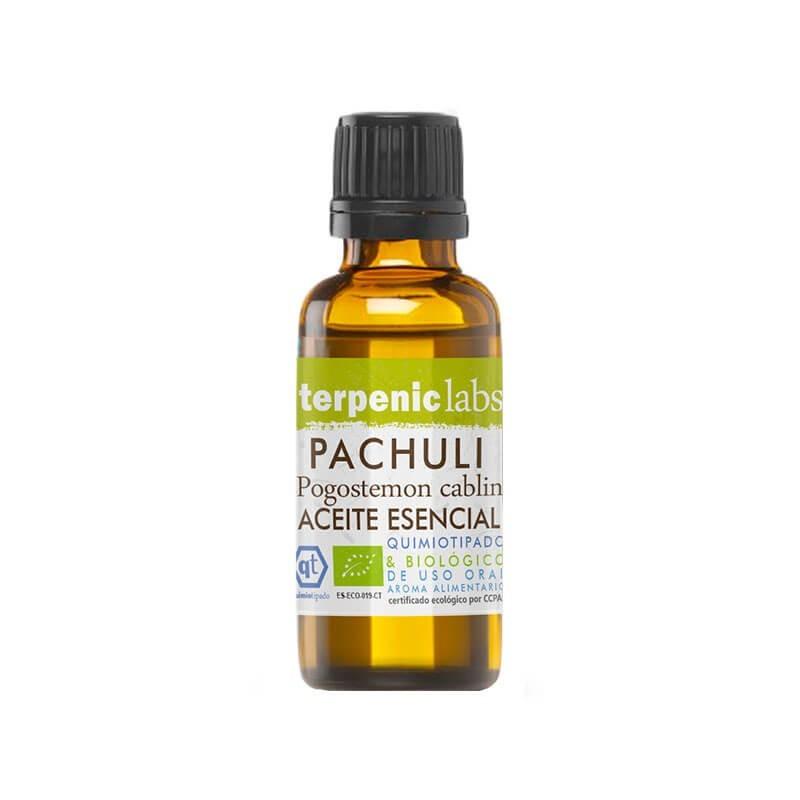 ACEITE ESENCIAL DE PACHULI (POGOSTEMON CABLIN) TERPENIC 30 ml