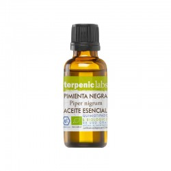 ACEITE ESENCIAL DE PIMIENTA NEGRA (PIPER NIGRUM) TERPENIC 30 ml