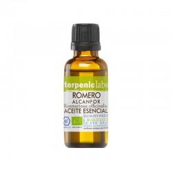 ACEITE ESENCIAL DE ROMERO ALCANFOR (ROSMARINUS OFFICINALIS) TERPENIC 30 ml
