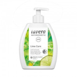 JABÓN DE MANOS LÍQUIDO CON LIMA LAVERA 250 ml