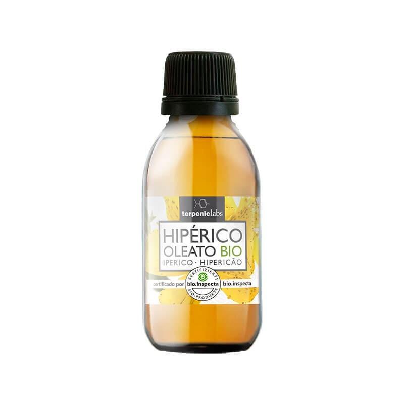 ACEITE DE HIPÉRICO BIO (HYPERICUM PERFORATUM) TERPENIC 100 ml