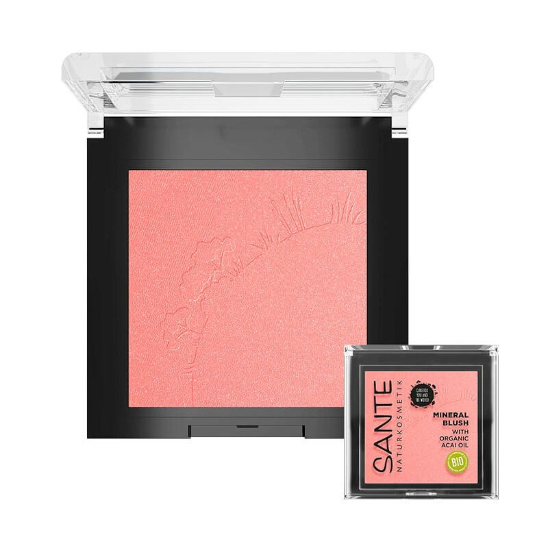 COLORETE MINERAL 01 MELLOW PEACH SANTE 5 g