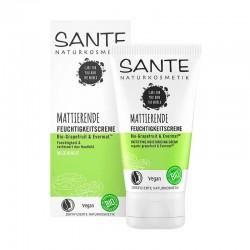 CREMA-MATIFICANTE-HIDRATANTE-POMELO-Y-EVERMAT-SANTE-50-ml